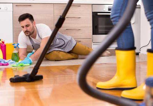 kvalitní čistění podlah Brno