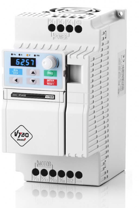 Kvalitné frekvenčné meniče s vektorovým riadením sú nevyhnutným doplnkom moderných priemyselných prevádzok