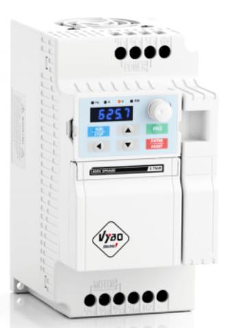 Vektorové frekvenční měniče řady V800