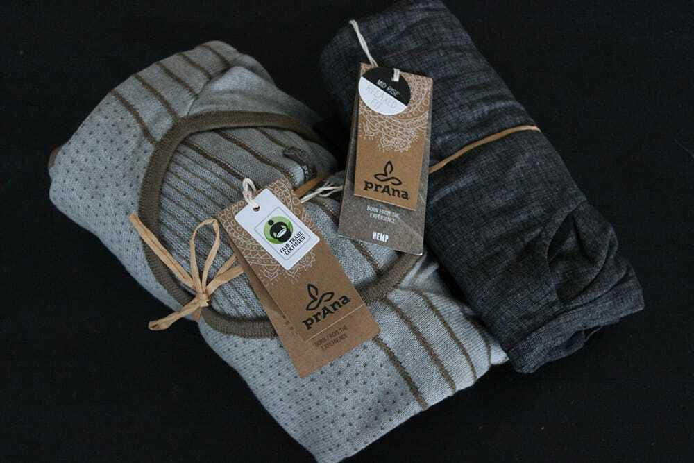eko balenie produktov prana