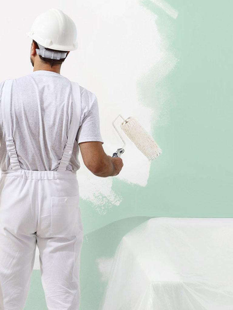 vymalovat dom